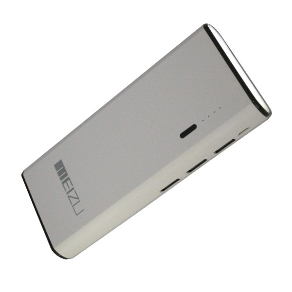 Power Bank MEIZU 30000 mAh с фонарем