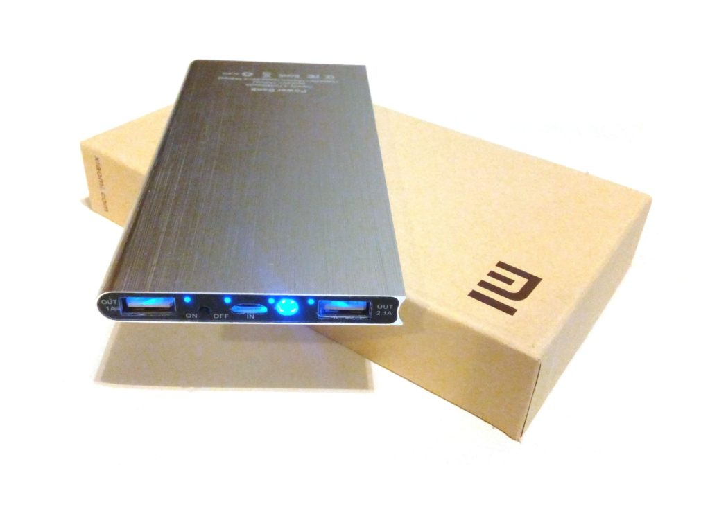 Power bank Хiaomi 28800 mAh 2 USB